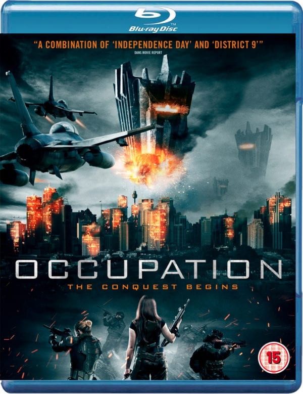 Giveaway - Win Occupation on Blu-ray - NOW CLOSED | Flickering Myth