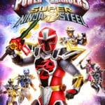 Power Rangers Super Ninja Steel: The Complete Season comes to DVD in February
