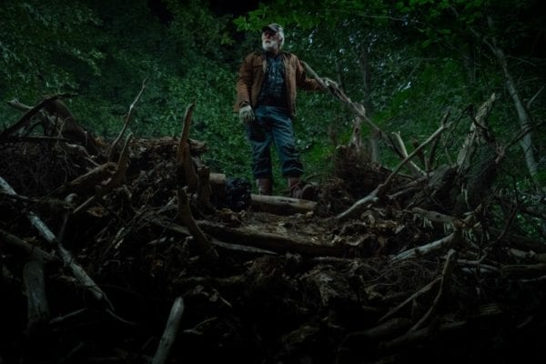 New image from Pet Sematary featuring John Lithgow's Jud Crandall