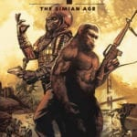 Preview of Planet of the Apes: The Simian Age #1