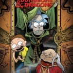 Preview of Rick and Morty vs. Dungeons & Dragons #3