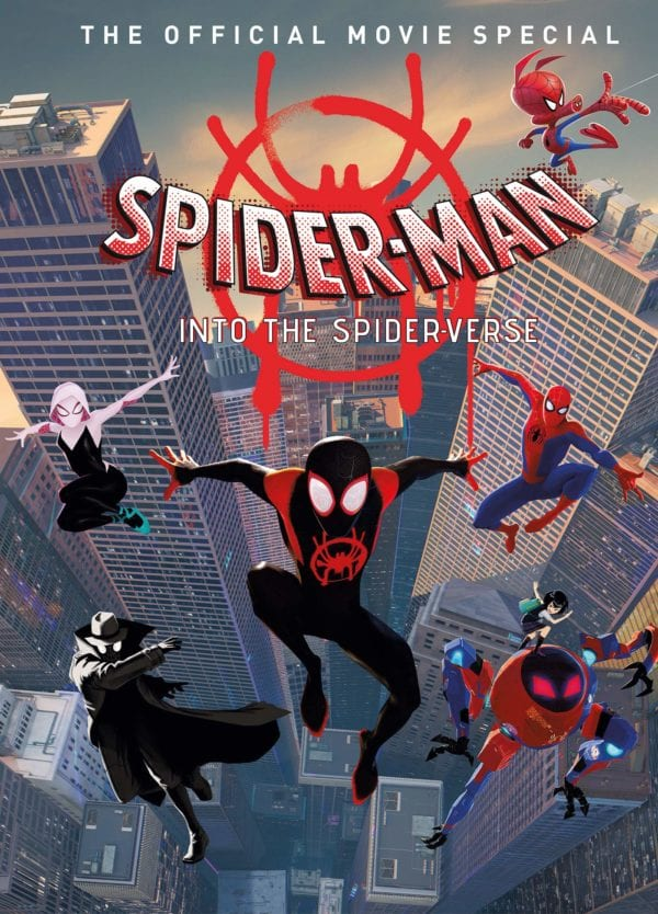 Book Review Spider Man Into The Spider Verse The