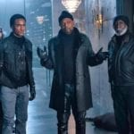 Three generations of Shaft reunite in first-look photo from the new sequel