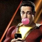 DC's Shazam! movie gets a new poster featuring Zachary Levi's titular hero