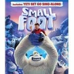 Blu-ray Review – Smallfoot (2018)