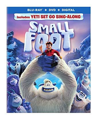 Smallfoot-blu-ray
