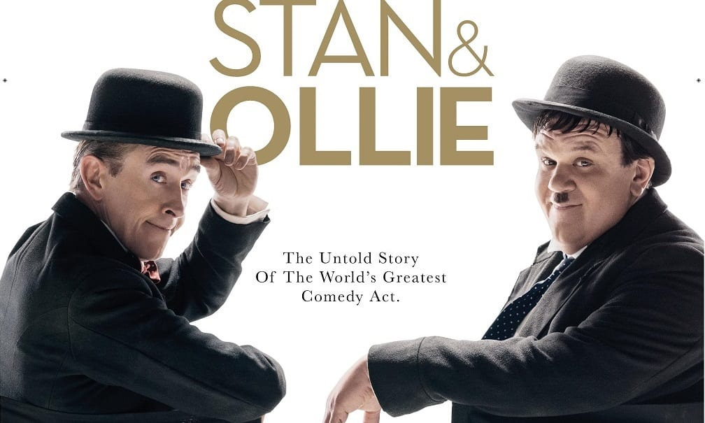 Image result for stan and ollie poster