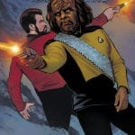 Preview of Star Trek: The Next Generation: Terra Incognita #5