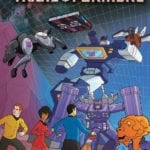Preview of Star Trek vs. Transformers #3