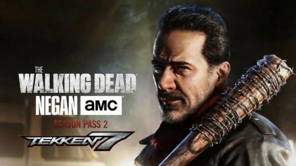 Meet The Walking Dead's Negan in the new trailer for Tekken 7