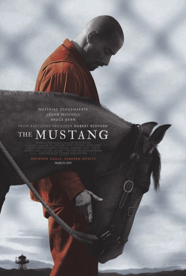Movie Review – The Mustang (2019)