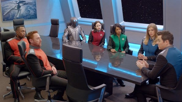 The Orville Season 2 Episode 1 Review - 'Ja'loja'   Flickering Myth
