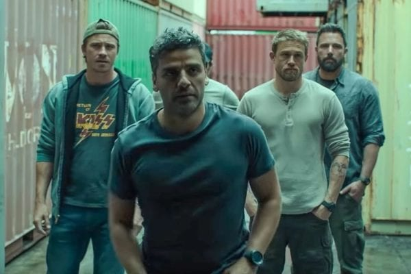 First trailer for crime thriller Triple Frontier