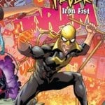 Preview of Typhoid Fever: Iron Fist #1