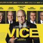 New poster and clips for Vice starring Christian Bale as Dick Cheney