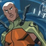 First look at Kaldur'ahm as Aquaman in DC's Young Justice: Outsiders