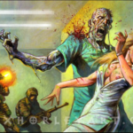 Concept art from Rob Zombie's abandoned remake of The Blob