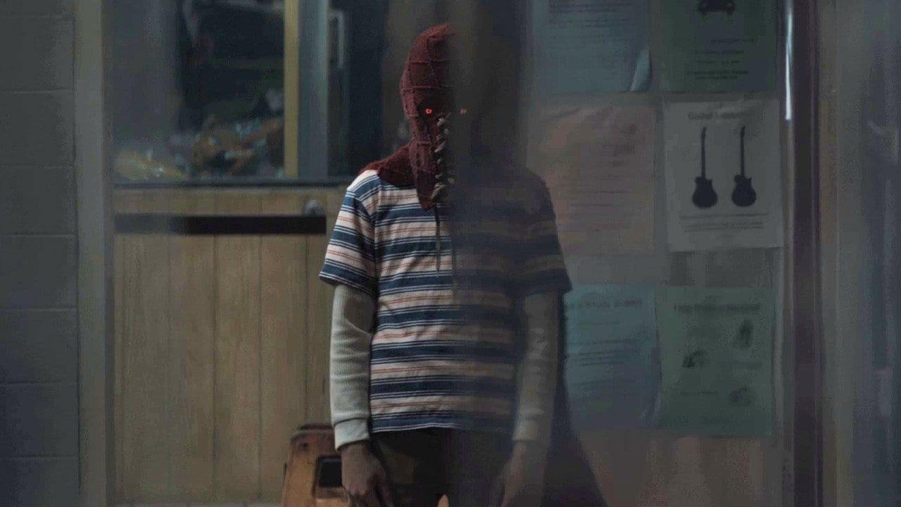 Watch An Extended Red Band Clip From Superhero Horror