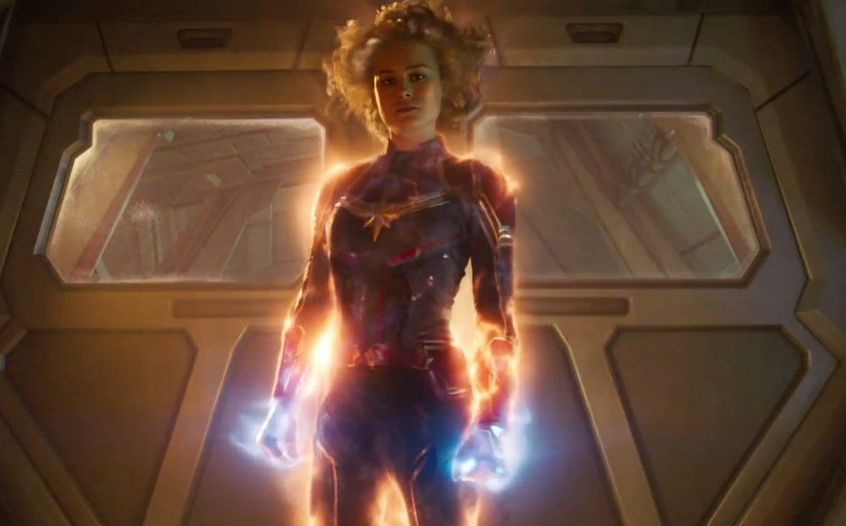 Captain Marvels Brie Larson Isnt Interested In The