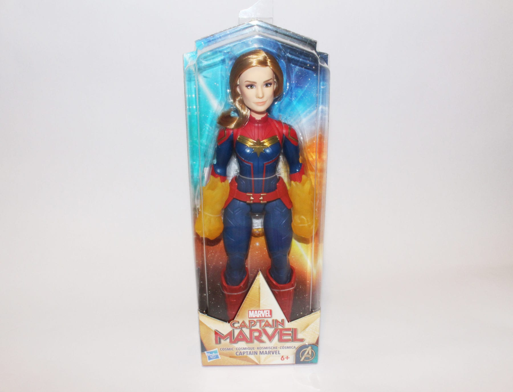 Ana Ayora Age hasbro's captain marvel dolls and action figures available now