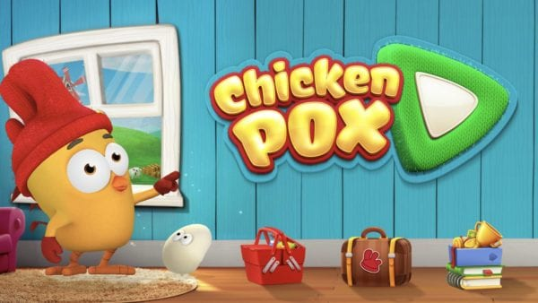 Chicken Pox comes to Android and Apple next week