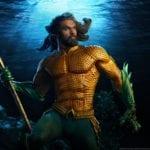 Sideshow unveils its Aquaman movie Premium Format figure