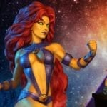 Tweeterhead's Starfire DC collectible maquette revealed