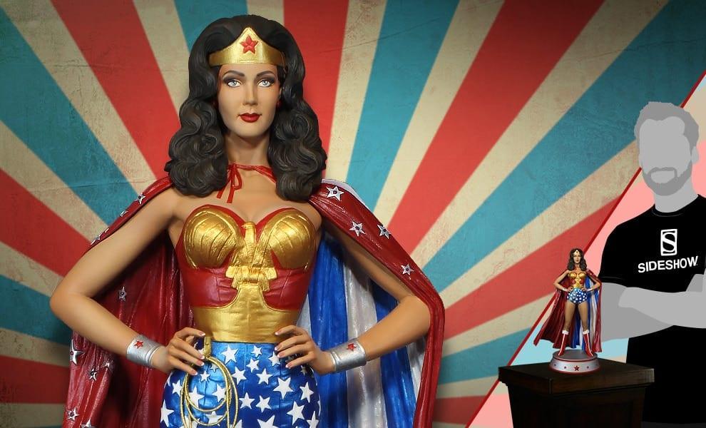 Wonder Woman Lynda Carter Video