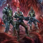 Gears of War: Hivebusters limited series announced by IDW