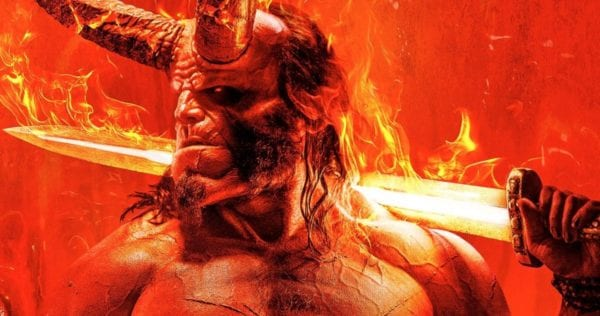 Watch The First Official Trailer For The 'Hellboy' Reboot