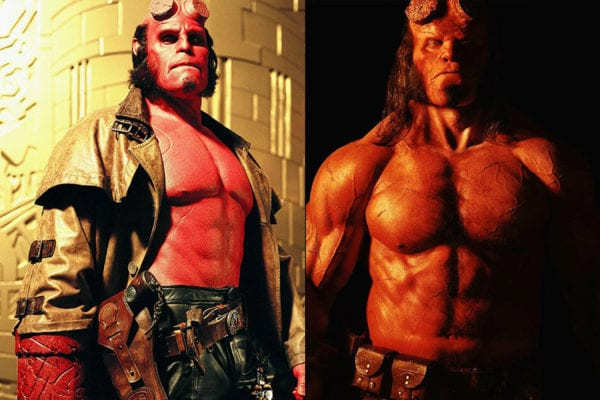 Movie Poster 2019: Hellboy Creator Compares David Harbour's Take To Ron Perlman's