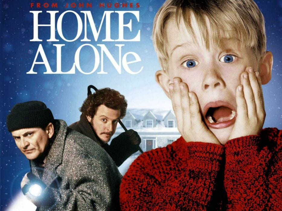 My Favourite Christmas Movie - Home Alone