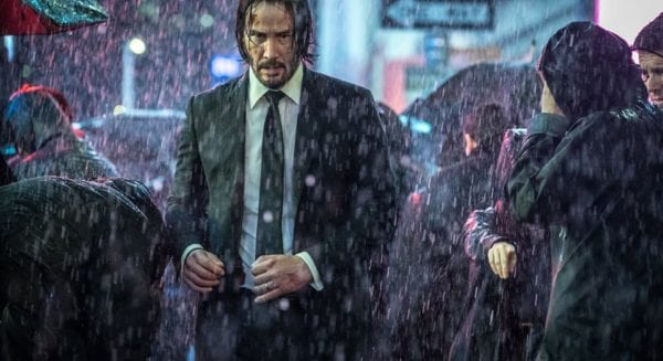 Keanu Reeves turned down Jude Law's Captain Marvel role for John Wick 3