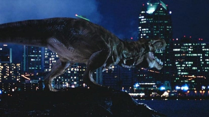 Don't expect to see dinosaurs attacking cities in Jurassic ...