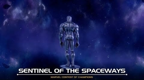 Marvel Contest of Champions celebrates 4 years with cinematic trailer featuring the Silver Surfer