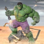 The Incredible Hulk gets a Legacy Replica collectible statue from Iron Studios