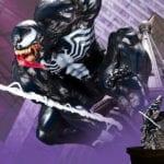 Venom joins Kotobukiya's ARTFX Marvel Series