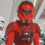 Star Wars: Episode IX to introduce a new red Stormtrooper