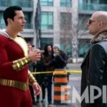 Shazam squares off with Dr. Sivana in new image from DC blockbuster