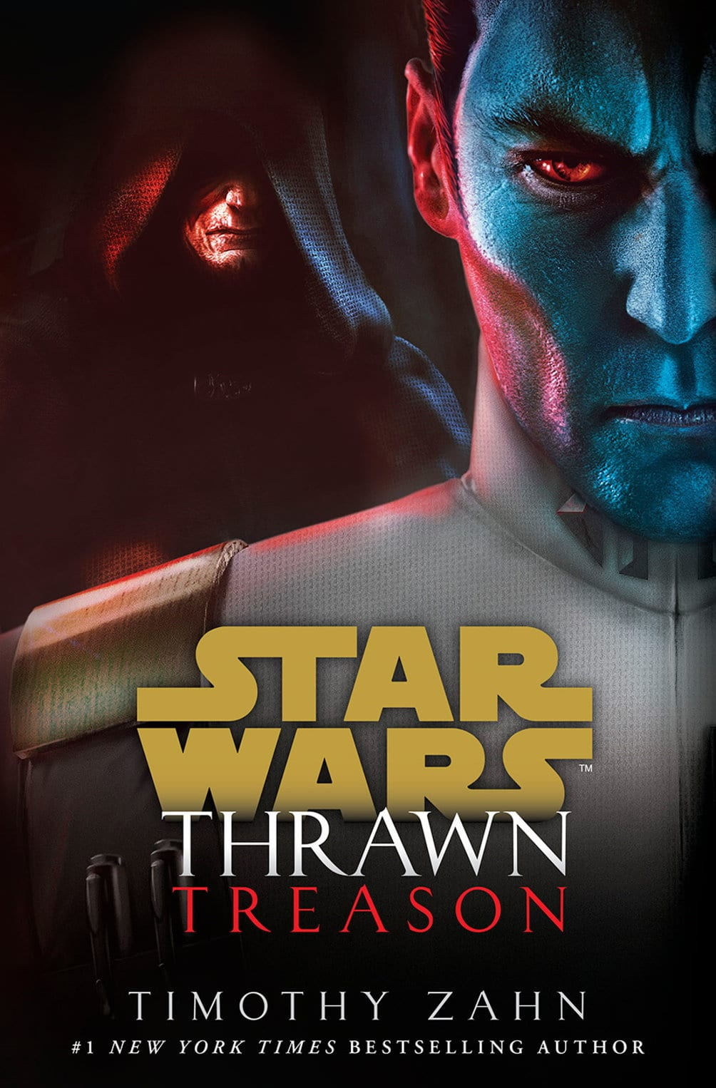 Book Review – Star Wars: Thrawn – Treason