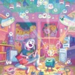 First look preview of Adventure Time: Marcy & Simon #2