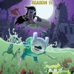 Preview of Adventure Time Season 11 #4