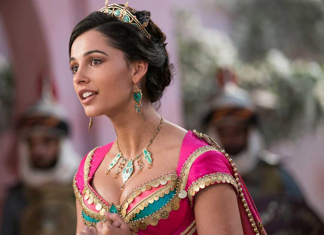 Naomi Scotts Princess Jasmine Featured In New Aladdin -6461