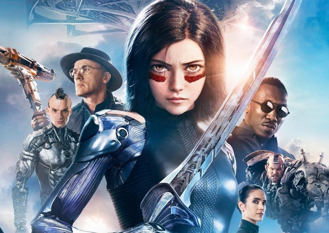 Alita Battle Angel Gets A New International Poster