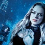 Lindsay Lohan stars in new trailer for werewolf thriller Among the Shadows