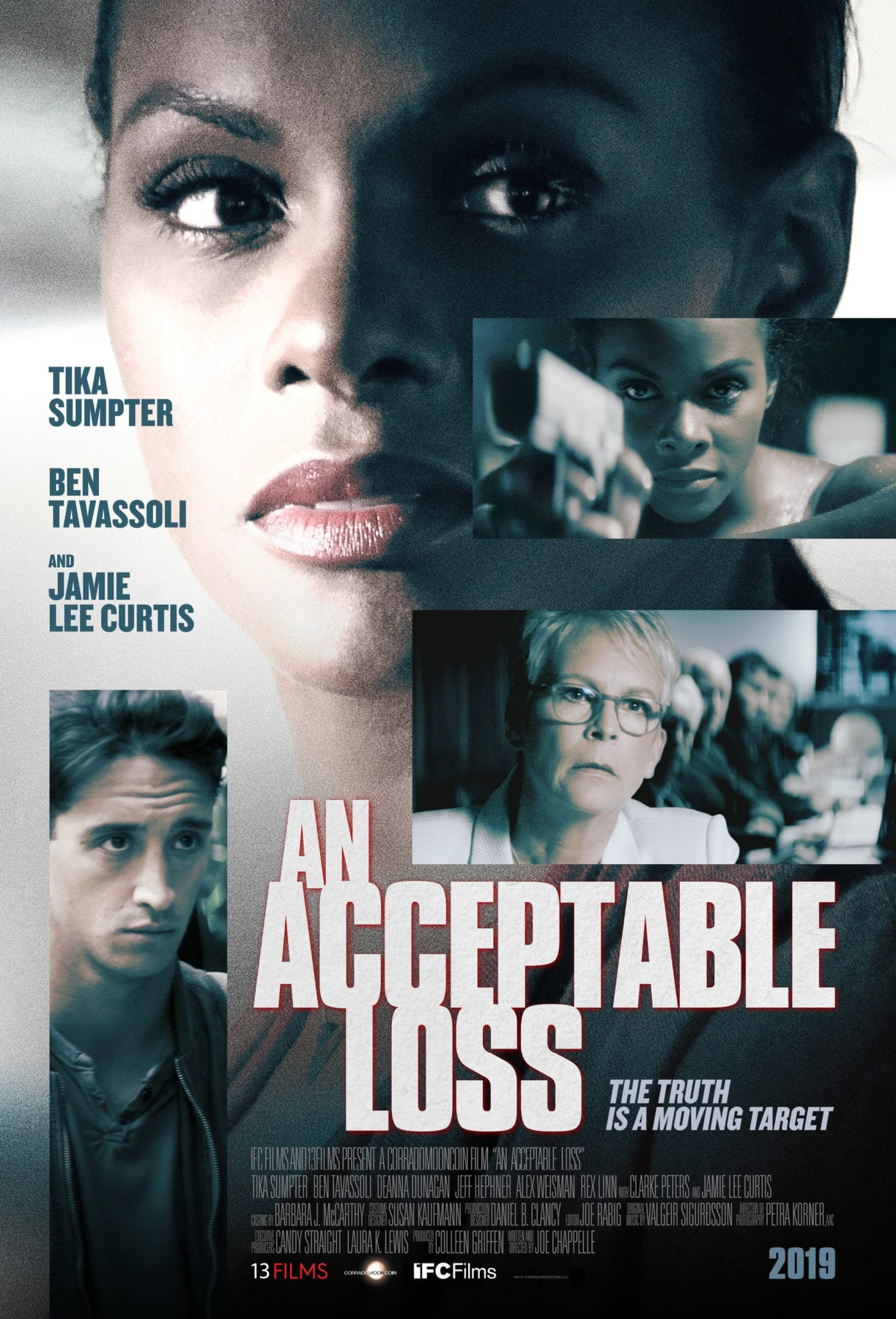 acceptable loss poster dvd movies posters film cover pages hollywood