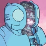 Preview of Atomic Robo & the Dawn of a New Era #1