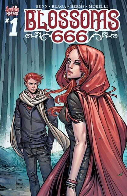 Preview of Blossoms 666 #1