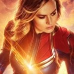 Captain Marvel gets three new posters and a behind-the-scenes featurette