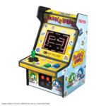 Bubble Bobble, Rainbow Island, Ms. Pac-Man, Galaga and more join My Arcade's Micro Player and Pocket Player lines